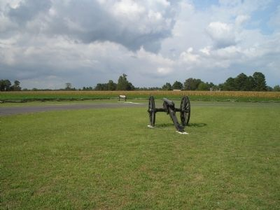 Bentonville Battlefield image. Click for full size.