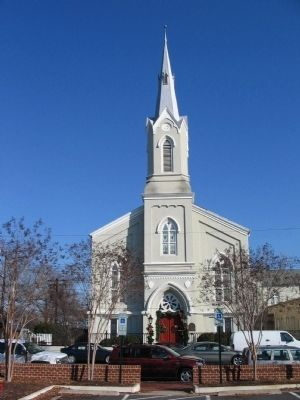 Fredericksburg Baptist Church image. Click for full size.