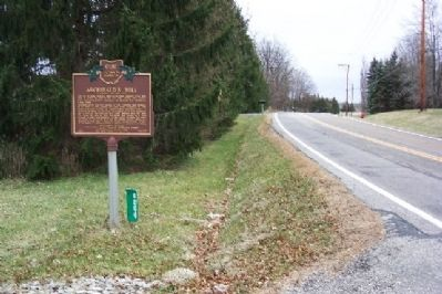 Archibald's Mill Marker image. Click for full size.