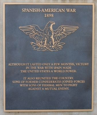 Spanish-American War: 1898 image. Click for full size.