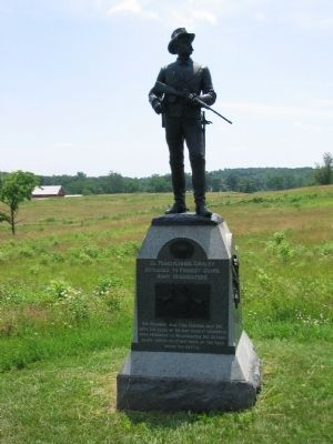 2d Pennsylvania Cavalry Monument image. Click for full size.
