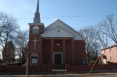 St. Paul Baptist Church Photo, Click for full size