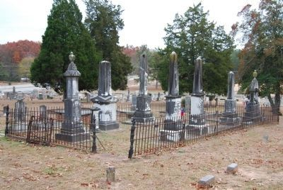 Old Stone Church Cemetery Photo, Click for full size