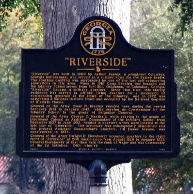 """Riverside"" Marker Photo, Click for full size"