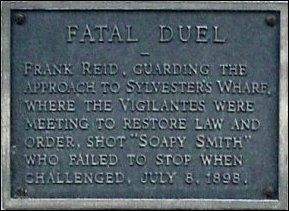 Fatal Duel Marker Photo, Click for full size