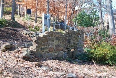 Camperdown Mill Ruins image. Click for full size.