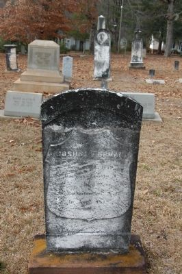 Grave of Joshua Forman image. Click for full size.