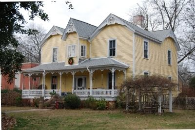 Galloway House (1897 Victorian)<br>206 South Main Street<br>Significant Property Photo, Click for full size