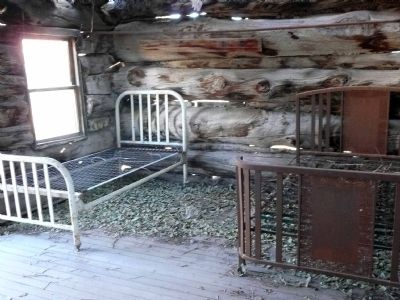 Tannehill Cabin Photo, Click for full size