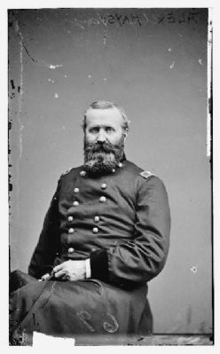 General Alexander Hays image. Click for full size.