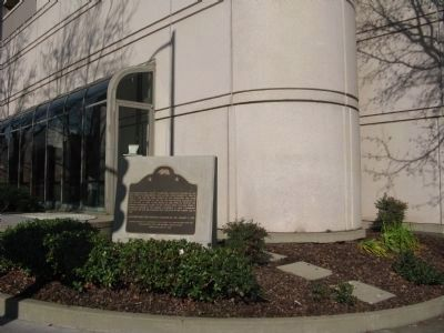Site of First and Second State Capitals at Sacramento Marker image. Click for full size.