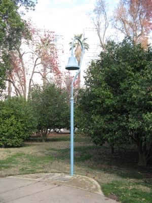 El Camino Real Bell and Marker Photo, Click for full size