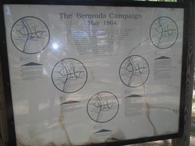 The Bermuda Campaign Marker image. Click for full size.