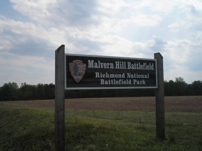 Richmond National Battlefield Park Photo, Click for full size