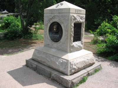 140th New York Infantry Monument image. Click for full size.