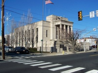 Marcus Hook Municipal Building Photo, Click for full size