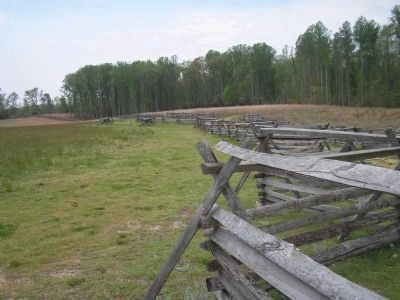 Gaines� Mill Battlefield Photo, Click for full size