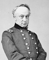 Major General Henry Halleck (1815-1872) image. Click for full size.