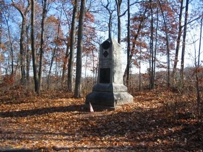 86th New York Infantry Monument Photo, Click for full size