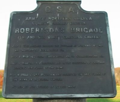 Robertson's Brigde Tablet Photo, Click for full size