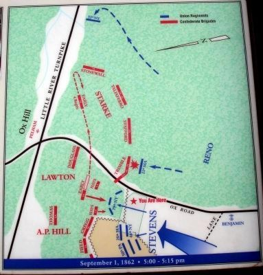 Battle Map on Marker image. Click for full size.