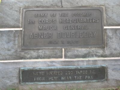 Close Up of the Plaques image. Click for full size.
