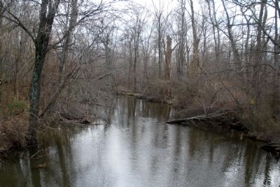 Main Channel of the Chickahominy River at Mechanicsville image. Click for full size.