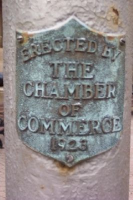 Flagpole Marker Photo, Click for full size