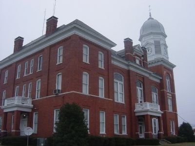 Taliaferro County Courthouse Photo, Click for full size