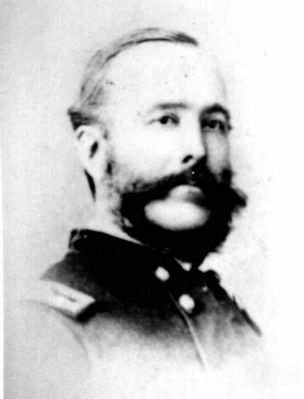 Colonel William Gamble image, Click for more information