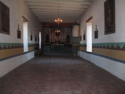 Mission San Francisco Solano Chapel Photo, Click for full size