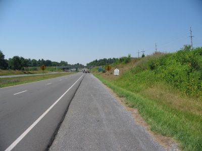 J 1a near the Harry Byrd Highway (Route 7) Overpass image. Click for full size.