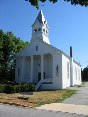 Resurrection Reformed Church image. Click for full size.