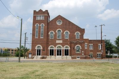 Sixth Mount Zion Baptist Church image. Click for full size.