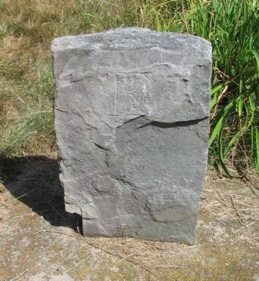Boundry Stone near the Marker? image. Click for full size.