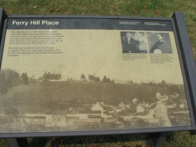 Ferry Hill Place Marker Photo, Click for full size