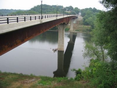 Rumsey Bridge Photo, Click for full size