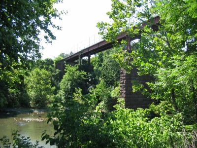 Goose Creek Bridge Photo, Click for full size