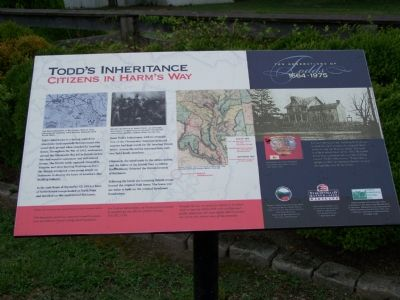 Todd's Inheritance Marker image. Click for full size.