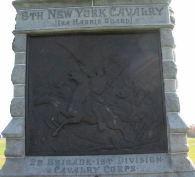 Front of Monument Photo, Click for full size