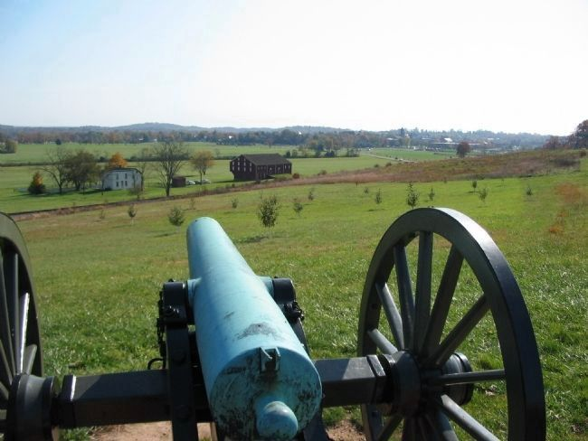 Another Gunner's View from Oak Hill image. Click for full size.