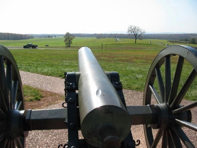 Carter's Guns Dominate Forney's Fields image. Click for full size.