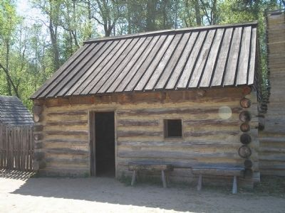 Slave Dwelling Photo, Click for full size