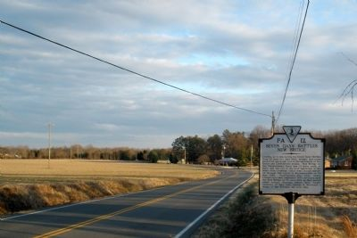 Looking south on Cold Harbor Road image. Click for full size.