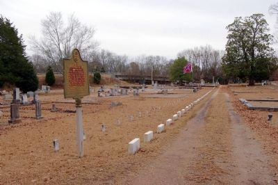 Unknown Confederate Dead Marker image. Click for full size.