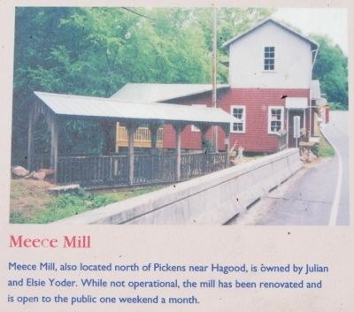 Golden Creek Mill - Meece Mill Photo, Click for full size