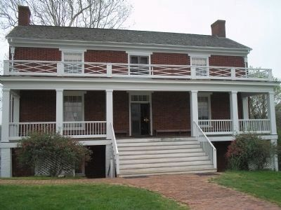 McLean House Photo, Click for full size