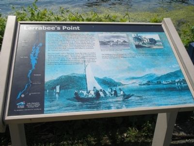 Larrabee's Point Marker image. Click for full size.
