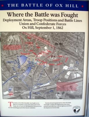 Where the Battle was Fought Panel image. Click for full size.