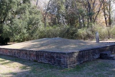 Gillison Burial Mound Photo, Click for full size